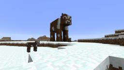 12th December - Cow Statue Minecraft Map & Project