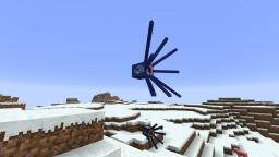 14th December - Squid Statue Minecraft Map & Project