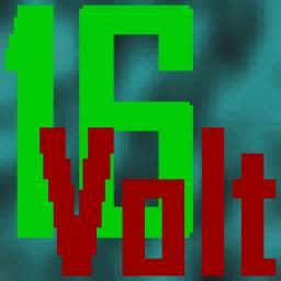 16 Volt - 1.7.2 - [Link to screenshots in description] Minecraft Texture Pack