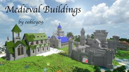 Medieval Buildings! Minecraft Map & Project
