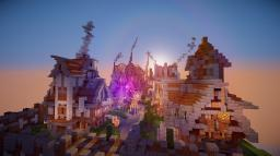 Islands of the Abyss (Steampunk Server Project) Minecraft