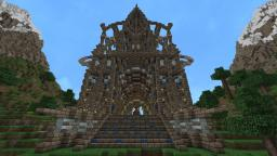 Tilirium Cathedral Minecraft Map & Project