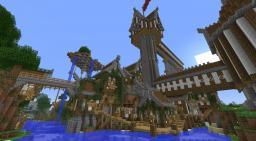 Random villaged i made Minecraft Map & Project