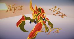Heroes DotA 2: Nyx Assassin (Nyx Nyx Nyx)