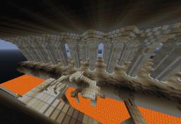 Mines of Moria Lord of the rings Minecraft Map & Project