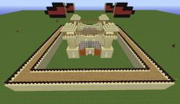 Sand Castle Minecraft Map & Project