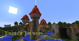 Tower Of The Wisps Minecraft Map & Project