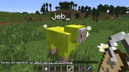 how to make a rainbow sheep Minecraft Blog Post