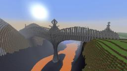 Medieval - Bridge with phantasy Elements by Obinotus Minecraft
