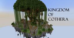 Kingdom of Cothera Time Lapse Minecraft Blog Post