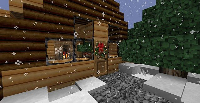 Zaurx Craft Christmas Resource Pack [32x]
