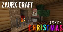 Zaurx Craft CHRISTMAS! [32x] [1.7.4] [CUSTOM SOUNDS] Minecraft Texture Pack