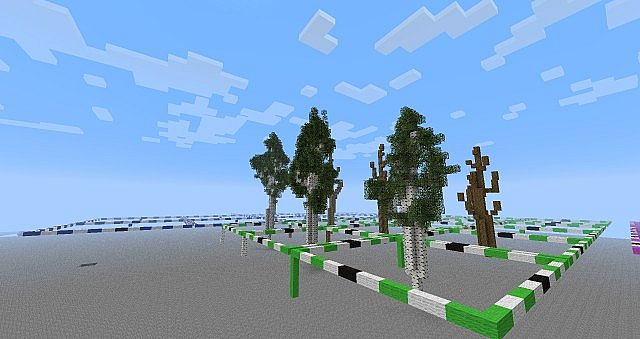 how to make dark oak trees grow in minecraft