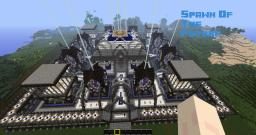 Spawn Of tThe Future Minecraft Map & Project