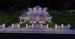 Southern Georgian Mansion (TBS Application) (World of Keralis) Minecraft Map & Project