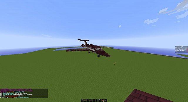 Jet Privato Minecraft : Private jet cessna citation minecraft project