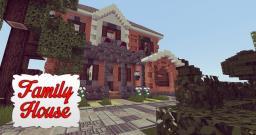 Family House | TBS | WoK | 0fri Minecraft Map & Project