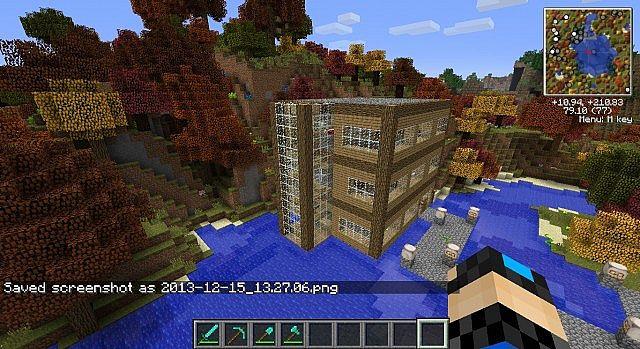 Ihascupquake Oasis House