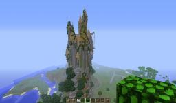 Ancient Mini Castle Minecraft Map & Project