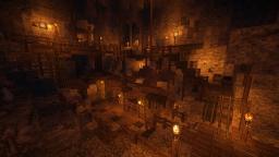 Epic Medieval Mine + [ Download ] Minecraft