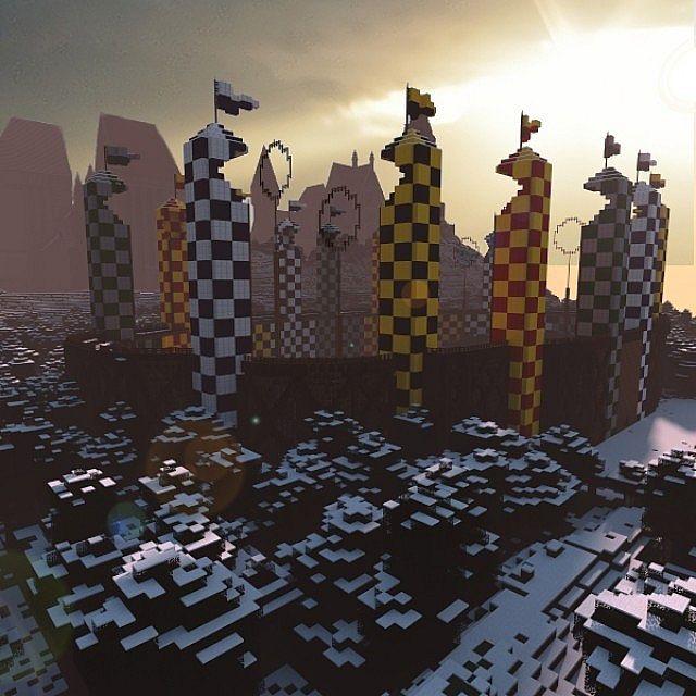 Dumbledore S Army Harry Potter Server 1 8 Minecraft