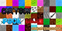 Cartoon Pack Minecraft Texture Pack