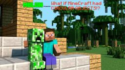 What IF there were circular objects in Minecraft? Minecraft Blog