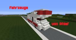 Fahrzeuge / Vehicles Minecraft Map & Project