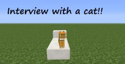 Interview with a cat.