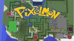 Pixelmon adventure map Minecraft Map & Project