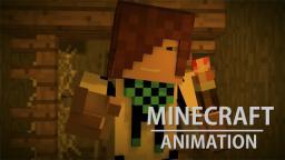 [Minecraft Animation] First Experience Minecraft Blog Post