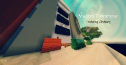Modern Townhouse | Feat. Olestrand Minecraft Map & Project
