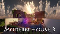 Modern House 3 - SeriousTurtles Minecraft