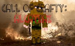 Call Of Crafty: Alcatraz Minecraft Project