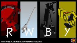 [1.7.10] RWBY Craft Minecraft Mod