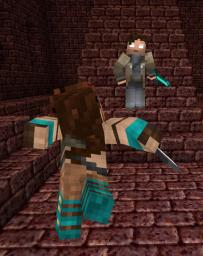 Herobrine... Is -censored- Scary. Minecraft Blog