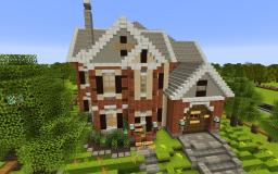 New American House - WoK Build #1 Minecraft Map & Project