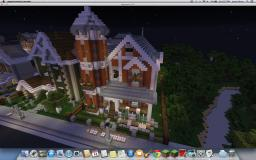 Victorian House - WoK Build #2 Minecraft Map & Project