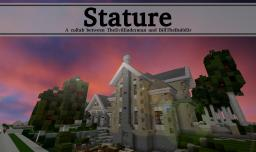 Stature - A Modest Traditional Home Minecraft Map & Project