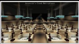 Assassin's Creed Multiplayer Minecraft Map & Project