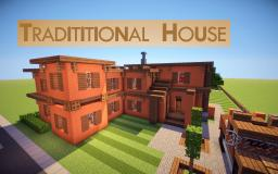 Traditional House Minecraft