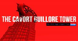 The Cavort Guillore Tower v1.1 (Boodge's third major project) Minecraft Map & Project