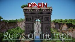 Ruins of Triumph Minecraft Project