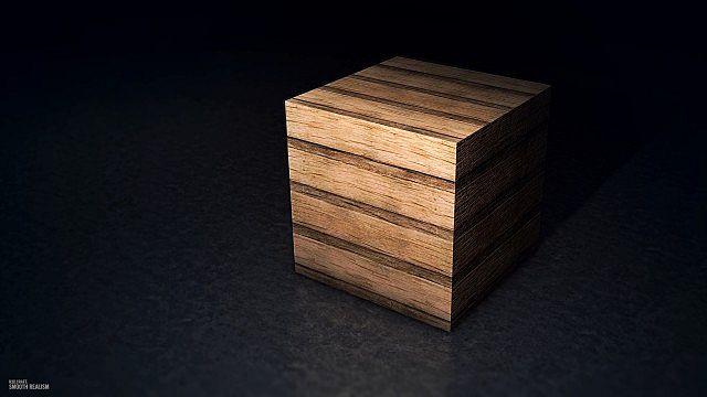 Wooden Plank 512x512