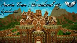 Anoria Town : The medieval City [Cinematic / Download] Minecraft