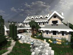 Easton Manor [Colonial Manor] [Collab with Ninaman] Minecraft