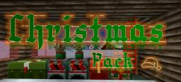 Christmas Pack 1.8.1 Minecraft Texture Pack