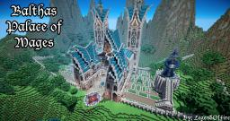 Balthas - Palace of Mages Minecraft Map & Project