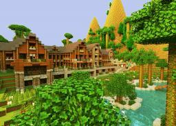 Somnium Estate Minecraft Map & Project
