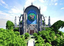 Aurelum [PMC Server Spawn Contest] Minecraft